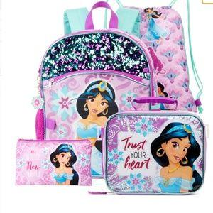 *ONLY 1 LEFT!* Disney's Princess Jasmine Backpack